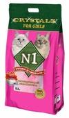 Наполнитель N1 Crystals For Girls (12.5 л)