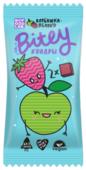 Фруктовый батончик Bitey Квадры без сахара Клубника-яблоко, 30 г