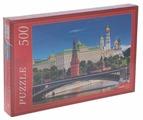 Пазл Рыжий кот Вид на Кремль (КБ500-7921), 500 дет.