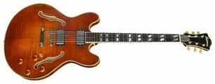Полуакустическая гитара Eastman T59/v