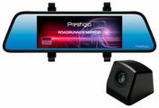 Видеорегистратор Prestigio RoadRunner MIRROR, 2 камеры