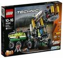 Электромеханический конструктор LEGO Technic 42080 Лесозаготовительная машина