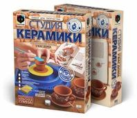 Натуральная глина Фантазёр Студия керамики Кофейный сервиз (218003)
