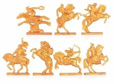 Набор фигурок Пластмастер Золотая Орда