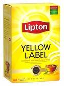 Чай черный Lipton Yellow Label