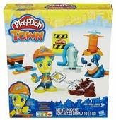 Масса для лепки Play-Doh Город - Брик и песик Тоби (B3411/B5972)