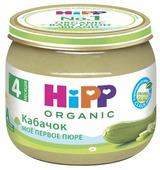 Пюре HiPP кабачок (с 4 месяцев) 80 г, 1 шт