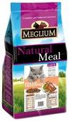 Корм для кошек Meglium Adult Курица, индейка