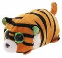 Мягкая игрушка Chuzhou Greenery Toys Тигрёнок коричневый 5 см