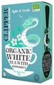 Чай белый Clipper Organic white tea with peppermint в пакетиках