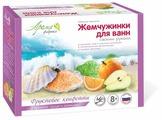 Развивашки Аромафабрика Жемчужинки для ванн Фруктовое конфетти (С0810)