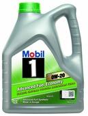 Моторное масло MOBIL 1 ESP X2 0W-20 4 л