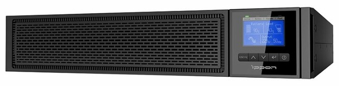 ИБП с двойным преобразованием IPPON Innova RT II 6000