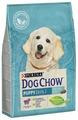 Корм для собак Dog Chow Puppy с ягненком полнорационный