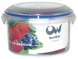 Oriental Way Контейнер круглый для СВЧ NeoWay Enjoy YP1028B