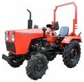 Мини-трактор Уралец 220Б (2017 г.в., оранжевый)