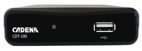 TV-тюнер Cadena CDT-100
