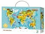 Пазл Dodo Мир животных / R300133