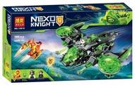 Конструктор BELA Nexo Knight 10816 Неистовый бомбардировщик