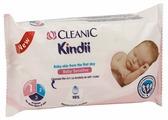 Влажные салфетки Cleanic Kindii Baby Sensitive