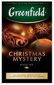 Чай черный Greenfield Christmas Mystery