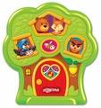 Интерактивная развивающая игрушка Азбукварик Тук-Тук. Чудо-деревце