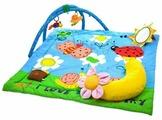 Развивающий коврик Biba Toys Весёлый сад (BP670)