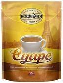 Кофе растворимый Московская кофейня на паяхъ Суаре, пакет