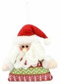Елочная игрушка Феникс Present Санта (25558)