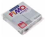 Полимерная глина FIMO Effect запекаемая серебряный с блестками (8020-812), 57 г