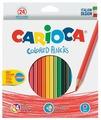 Carioca набор цветных карандашей 24 цвета (40381)