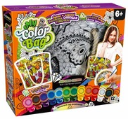 Danko Toys Сумка-раскраска My Color Bag Бабочки (COB-01-03)
