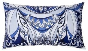 Подушка декоративная Этель Слон 3365357, 70 x 40 см