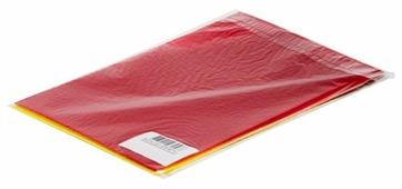 Feltrica Набор Фетр Листовой 1 мм А4 (красный, оранжевый, желый, коричневый)