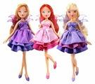Кукла Winx Club Волшебное платье, 27 см, IW01401600