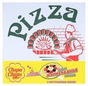 Мармелад Chupa Chups Мармеладная пицца мини ассорти 85 г