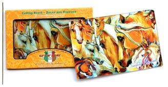 Разделочная доска Gift'n'Home CB-01-FHorse 30х20х0.4 см