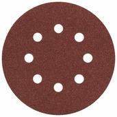 Шлифовальный круг BOSCH 2609256A25 125 мм 5 шт