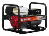 Бензиновый генератор AGT AGT 8503 HSB (6400 Вт)