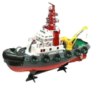 Корабль Heng Long Seaport Work Boat (3810) 1:20 60 см