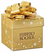 Набор конфет Ferrero Rocher Кубик 75 г