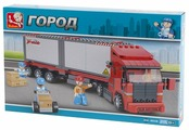 Конструктор SLUBAN Городская серия M38-B0338 B-Train Truck