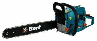 Цепная бензиновая пила Bort BBK-2220