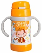 Классический термос GIPFEL Conto (0,26 л)