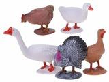 Фигурки 1 TOY В мире животных Домашние птицы Т53866