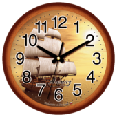 Часы настенные кварцевые Алмаз B11
