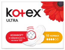 Kotex прокладки Ultra Normal