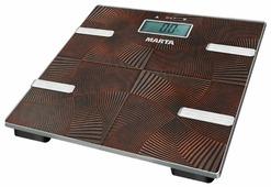 Весы Marta MT-1675 коричневый оникс