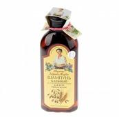 Рецепты бабушки Агафьи шампунь На основе мыльного корня Хлебный для всех типов волос