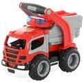 Пожарный автомобиль Wader ГрипТрак пожарный (37442) в коробке 28 см
